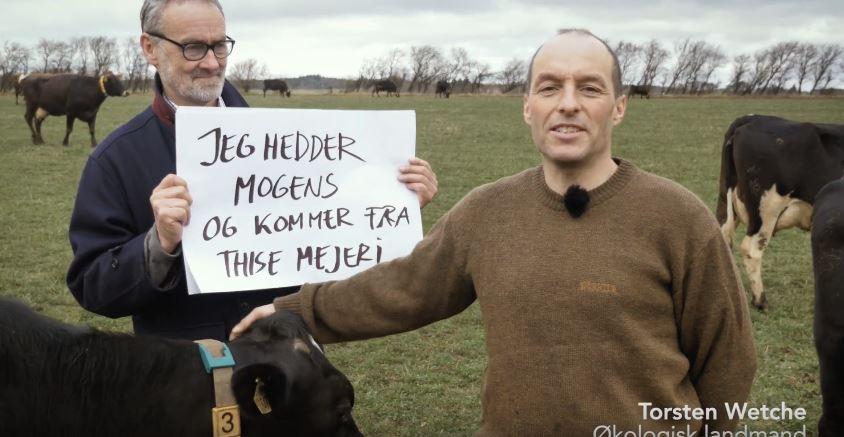 Thises græsmælksprojekt fik hjælp fra COOPs crowdfunding-platform.